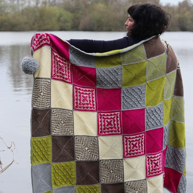 Bolderwood blanket